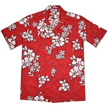 seastar hawaiian cotton shirt