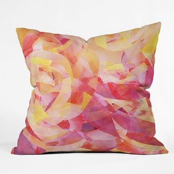 Jacqueline Maldonado Concentric Throw Pillow
