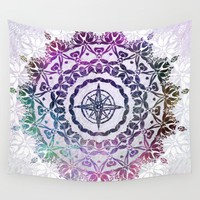 Destination Wall Tapestry by Inspired Images