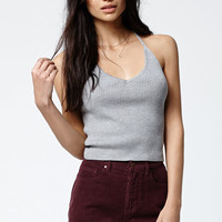 Kendall and Kylie Ribbed V-Neck Tank Top at PacSun.com