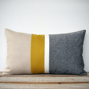 Best Mustard Color Decorative Pillows Products On Wanelo