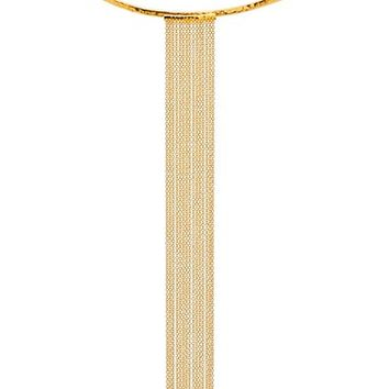 gorjana 'Twiggy' Fringe Collar Necklace | Nordstrom