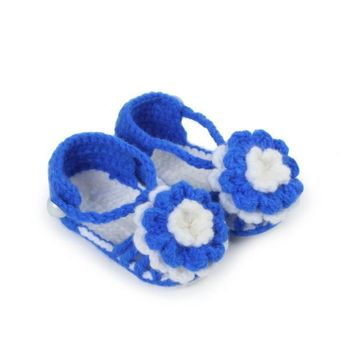 Baby's boots crochet baby shoes baby shoes booties select size: 9cm 10cm 11cm Baby casual shoes size 0-12M
