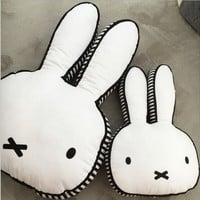Miffy The Rabbit Cute Pillow