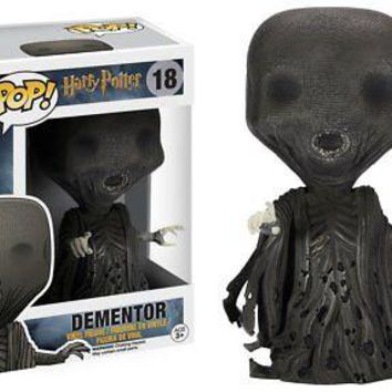 Funko Pop Movies: Harry Potter - Dementor Vinyl Figure
