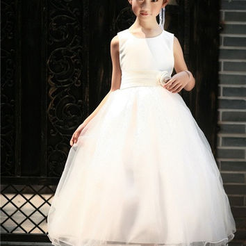 Best Ivory Toddler Flower Girl Dresses Products on Wanelo