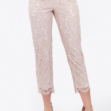 ELEANOR LACE PANTS