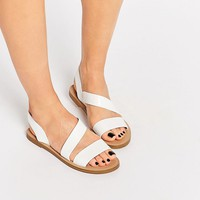 Pull&Bear Strappy Sandals
