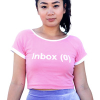 INBOX(0) crop top