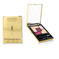 Yves Saint Laurent Couture Palette (5 Color Ready To Wear) #09 Rose Baby Doll --5g-0.18oz By Yves Saint Laurent