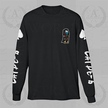 Destiny Cayde-6 Forsaken Gamer Long Sleeve Adult Unisex T Shirt