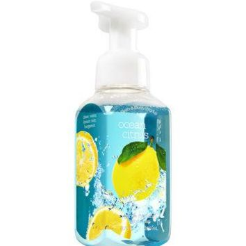 Bath & Body Works OCEAN CITRUS Gentle Foaming Hand Soap 8.75 oz