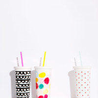 Ban.do Sip Sip Tumbler with Straw | ban.do