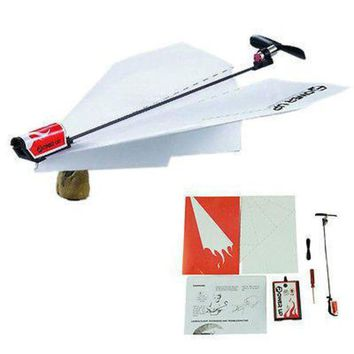 VONET6 Power Up Electric Paper Plane Airplane Conversion Kit Educational Toys HU