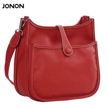 2017 Women's H Hollow Out Punch Messenger Bags Classic Famous Brand Designer Genuine Leather Handbags Female Crossbody Bag