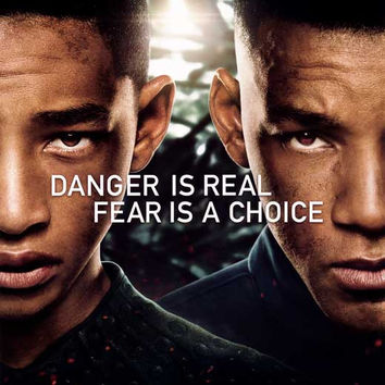 After Earth 27x40 Movie Poster (2013)