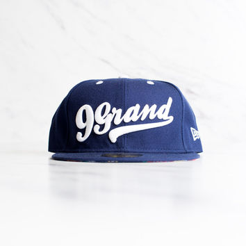 New Era x 9Grand 59 Fifty - Blue