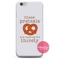 Sienfeld Pretzels iPhone Case 3, 4, 5, 6 Cover