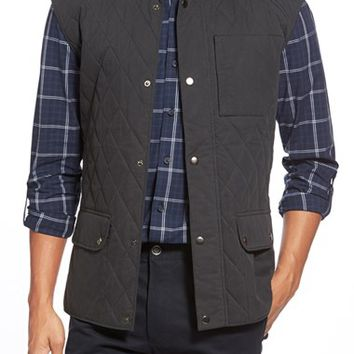 Men's W.R.K 'Stafford' Quilted Vest,