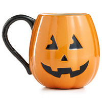 Martha Stewart Collection Jack-O-Lantern Mug, Created for Macy's | macys.com