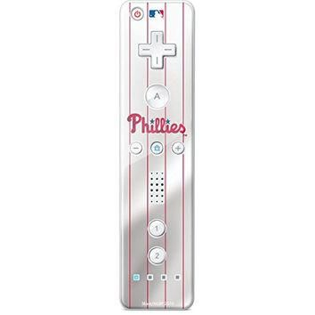 MLB Philadelphia Phillies Wii Remote Controller Skin - Philadelphia Phillies Home Jers
