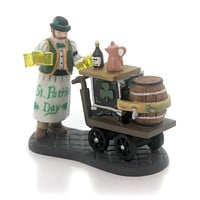 Department 56 Accessory Serving Irish Ale Village Accessory