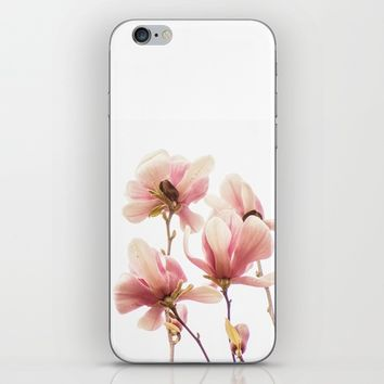 Magnolia iPhone & iPod Skin by anabprego