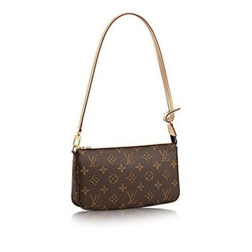 ONETOW Louis Vuitton Monogram Canvas Pochette Accessoires NM M40712  Louis Vuitton Handbag  Louis Vuitton Handbag