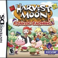 Harvest Moon: Frantic Farming for Nintendo DS | GameStop