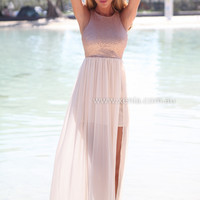 SEQUIN LOVE MAXI DRESS , DRESSES, TOPS, BOTTOMS, JACKETS & JUMPERS, ACCESSORIES, $10 SPRING SALE, PRE ORDER, NEW ARRIVALS, PLAYSUIT, GIFT VOUCHER, $30 AND UNDER SALE, SWIMWEAR,,MAXIS Australia, Queensland, Brisbane