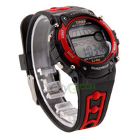 High quality Children Men's Sport LED Waterproof Military Quartz Wrist Watch