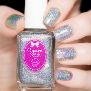 Cupcake Polish Oh Ship Nail Polish (Seashells Collection)