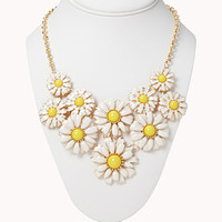 Daisy Darling Bib Necklace