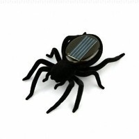 eFashion Educational Solar Powered Spider Robot Toy Gadget Gift