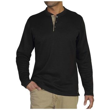 ExOfficio Isoclime Thermal Henley Top - Men's