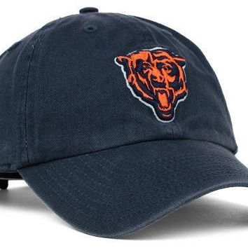 CHICAGO BEARS '47 CLEAN UP-Bear Head