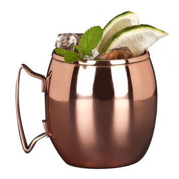 World Tableware CMM-100 14oz Copper Moscow Mule Mug