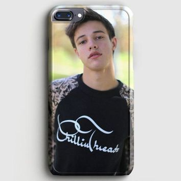 Cameron Dallas Is My Boyfriend White iPhone 7 Plus Case