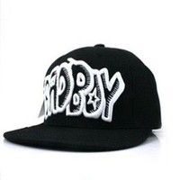 KPOP BIGBANG GD G-Dragon badboy SAME STYLE HAT CAP NEW FREE SHIPPING