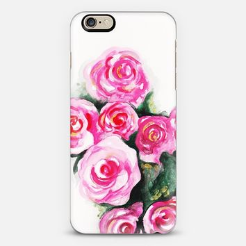 In The Garden iPhone 6 case by Talula Christian | Casetify