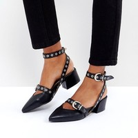 RAID Thela Block Heeled Shoes at asos.com