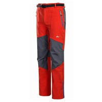 Spring-Autumn Men's Pants Soft shell Fishing Breathable Thermal Waterproof Camping pants Fleece Outdoor Hiking Pants