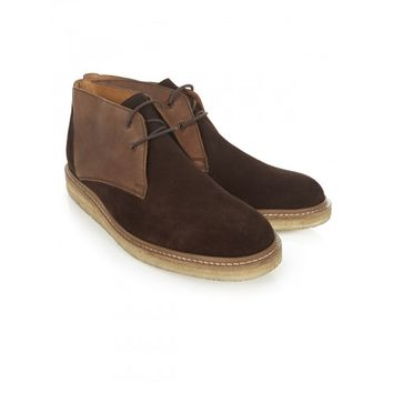 Saxon Desert Boot | Shoes | Ben Sherman