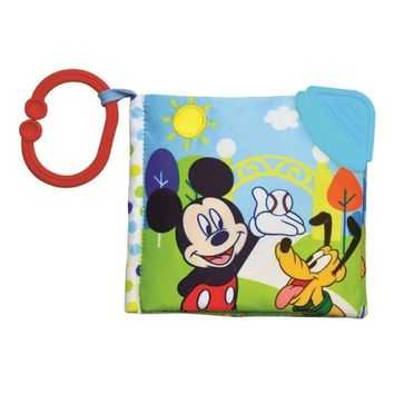 Disney Baby Mickey Mouse at the Park Soft Book