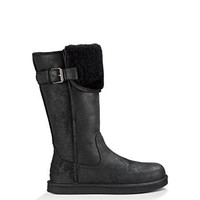 UGG Womens Wilowe Boots in Black 7 US