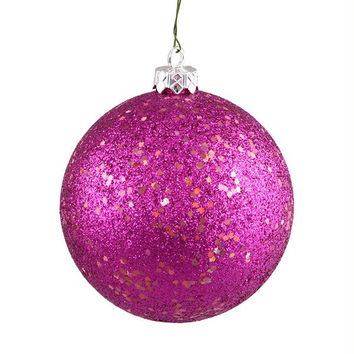 Christmas Ornament - Pink Magenta