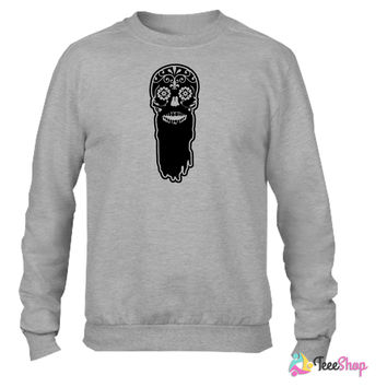 Day of the Beard_ Crewneck sweatshirtt