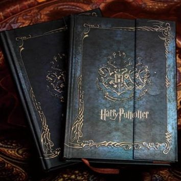 eBoTrade-Tech Harry Potter Vintage Diary Planner Journal Book Agenda Notebook Notepad
