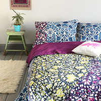 Magical Thinking Brocade Panel Quilt - Urban Outfitters