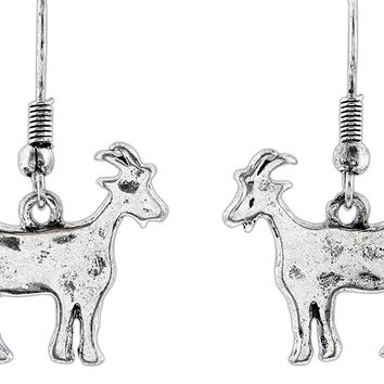 Farm Animal Dangle Earrings